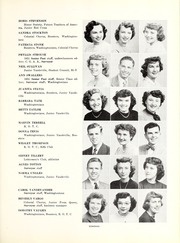 Page 21, 1951 Edition, George Washington High School - Post Yearbook (Indianapolis, IN) online yearbook collection