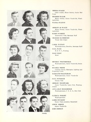Page 22, 1951 Edition, George Washington High School - Post Yearbook (Indianapolis, IN) online yearbook collection