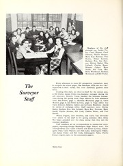 Page 36, 1951 Edition, George Washington High School - Post Yearbook (Indianapolis, IN) online yearbook collection