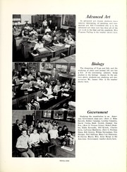 Page 41, 1951 Edition, George Washington High School - Post Yearbook (Indianapolis, IN) online yearbook collection