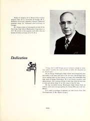Page 5, 1951 Edition, George Washington High School - Post Yearbook (Indianapolis, IN) online yearbook collection