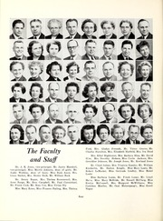 Page 6, 1951 Edition, George Washington High School - Post Yearbook (Indianapolis, IN) online yearbook collection