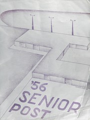 1956 Edition, George Washington High School - Post Yearbook (Indianapolis, IN)