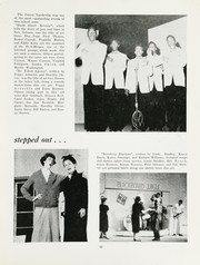 Page 17, 1956 Edition, George Washington High School - Post Yearbook (Indianapolis, IN) online yearbook collection