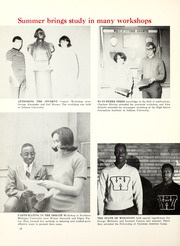 Page 16, 1968 Edition, George Washington High School - Post Yearbook (Indianapolis, IN) online yearbook collection