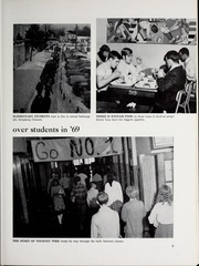 Page 11, 1969 Edition, George Washington High School - Post Yearbook (Indianapolis, IN) online yearbook collection