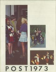 1973 Edition, George Washington High School - Post Yearbook (Indianapolis, IN)