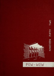 1952 Edition, Mississinewa High School - Pow Wow Yearbook (Gas City, IN)