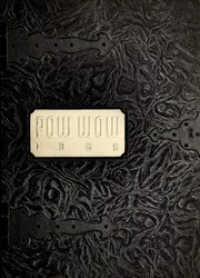 1955 Edition, Mississinewa High School - Pow Wow Yearbook (Gas City, IN)