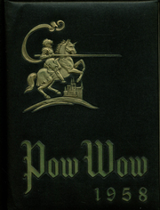1958 Edition, Mississinewa High School - Pow Wow Yearbook (Gas City, IN)