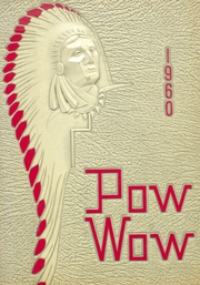 1960 Edition, Mississinewa High School - Pow Wow Yearbook (Gas City, IN)