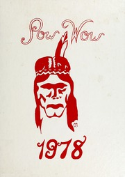 1978 Edition, Mississinewa High School - Pow Wow Yearbook (Gas City, IN)