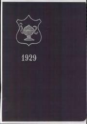 1929 Edition, Baldwin School - Prism Yearbook (Bryn Mawr, PA)