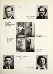 Page 11, 1953 Edition, Hill McCloy High School - Rambler Yearbook (Montrose, MI) online yearbook collection