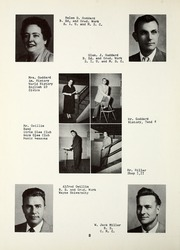 Page 12, 1953 Edition, Hill McCloy High School - Rambler Yearbook (Montrose, MI) online yearbook collection