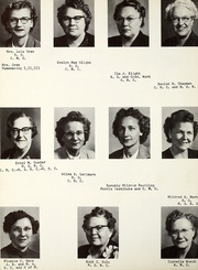 Page 14, 1953 Edition, Hill McCloy High School - Rambler Yearbook (Montrose, MI) online yearbook collection