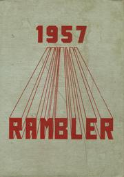Page 1, 1957 Edition, Hill McCloy High School - Rambler Yearbook (Montrose, MI) online yearbook collection