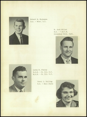 Page 10, 1957 Edition, Hill McCloy High School - Rambler Yearbook (Montrose, MI) online yearbook collection
