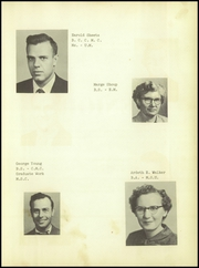 Page 11, 1957 Edition, Hill McCloy High School - Rambler Yearbook (Montrose, MI) online yearbook collection