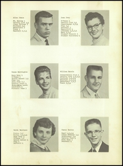 Page 17, 1957 Edition, Hill McCloy High School - Rambler Yearbook (Montrose, MI) online yearbook collection