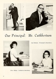 Page 10, 1965 Edition, Hill McCloy High School - Rambler Yearbook (Montrose, MI) online yearbook collection