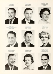 Page 12, 1965 Edition, Hill McCloy High School - Rambler Yearbook (Montrose, MI) online yearbook collection