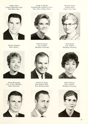 Page 13, 1965 Edition, Hill McCloy High School - Rambler Yearbook (Montrose, MI) online yearbook collection