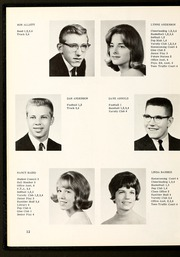Page 16, 1965 Edition, Hill McCloy High School - Rambler Yearbook (Montrose, MI) online yearbook collection