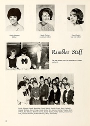 Page 6, 1965 Edition, Hill McCloy High School - Rambler Yearbook (Montrose, MI) online yearbook collection
