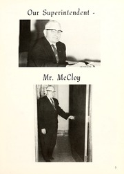 Page 9, 1965 Edition, Hill McCloy High School - Rambler Yearbook (Montrose, MI) online yearbook collection