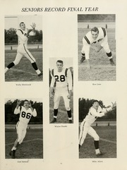 Page 15, 1967 Edition, Hill McCloy High School - Rambler Yearbook (Montrose, MI) online yearbook collection
