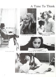 Page 8, 1973 Edition, Hill McCloy High School - Rambler Yearbook (Montrose, MI) online yearbook collection