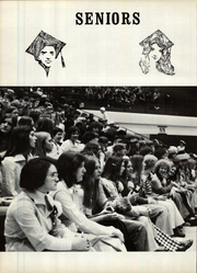 Page 10, 1976 Edition, South Adams High School - Reflection Yearbook (Berne, IN) online yearbook collection