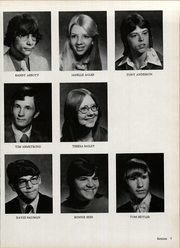 Page 11, 1976 Edition, South Adams High School - Reflection Yearbook (Berne, IN) online yearbook collection