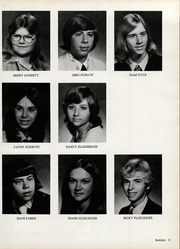 Page 13, 1976 Edition, South Adams High School - Reflection Yearbook (Berne, IN) online yearbook collection