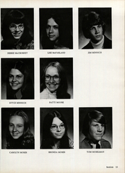 Page 17, 1976 Edition, South Adams High School - Reflection Yearbook (Berne, IN) online yearbook collection