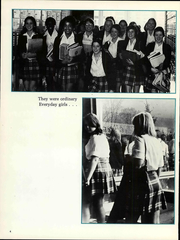 Page 10, 1975 Edition, Notre Dame Academy - Regina Yearbook (Toledo, OH) online yearbook collection