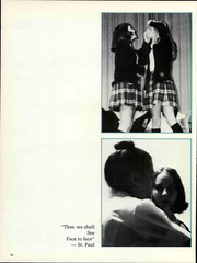 Page 16, 1975 Edition, Notre Dame Academy - Regina Yearbook (Toledo, OH) online yearbook collection