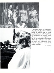 Page 19, 1977 Edition, Notre Dame Academy - Regina Yearbook (Toledo, OH) online yearbook collection
