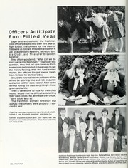 Page 110, 1983 Edition, Notre Dame Academy - Regina Yearbook (Toledo, OH) online yearbook collection