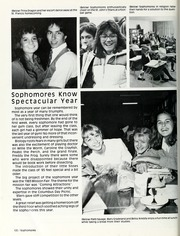 Page 124, 1983 Edition, Notre Dame Academy - Regina Yearbook (Toledo, OH) online yearbook collection
