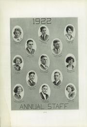 Page 10, 1922 Edition, Three Rivers High School - Reflector Yearbook (Three Rivers, MI) online yearbook collection