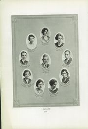 Page 16, 1922 Edition, Three Rivers High School - Reflector Yearbook (Three Rivers, MI) online yearbook collection