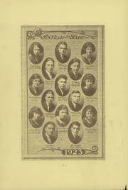 Page 12, 1923 Edition, Three Rivers High School - Reflector Yearbook (Three Rivers, MI) online yearbook collection