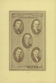 Page 14, 1923 Edition, Three Rivers High School - Reflector Yearbook (Three Rivers, MI) online yearbook collection