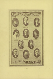 Page 16, 1923 Edition, Three Rivers High School - Reflector Yearbook (Three Rivers, MI) online yearbook collection