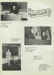Page 14, 1947 Edition, Three Rivers High School - Reflector Yearbook (Three Rivers, MI) online yearbook collection
