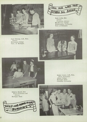 Page 16, 1947 Edition, Three Rivers High School - Reflector Yearbook (Three Rivers, MI) online yearbook collection