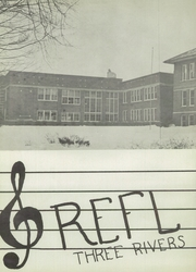 Page 6, 1947 Edition, Three Rivers High School - Reflector Yearbook (Three Rivers, MI) online yearbook collection