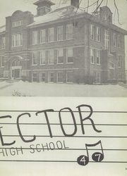 Page 7, 1947 Edition, Three Rivers High School - Reflector Yearbook (Three Rivers, MI) online yearbook collection